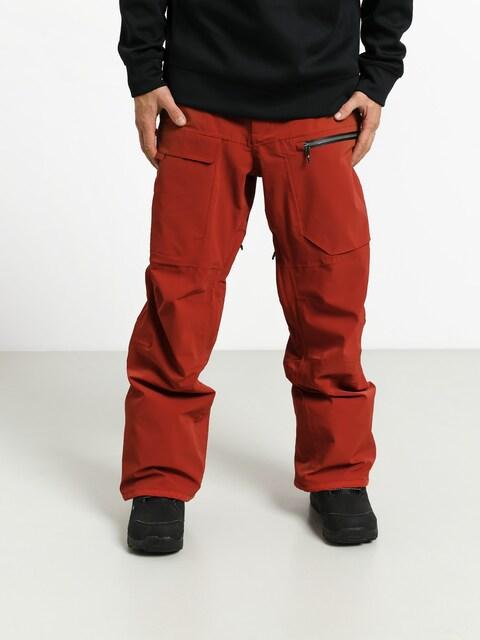 Snowboardové kalhoty  Quiksilver Tr Stretch (barn red)