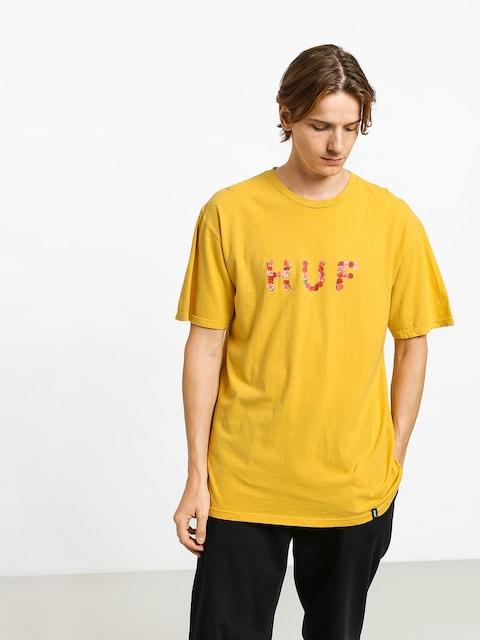 Tričko HUF Verdant (sauterne)