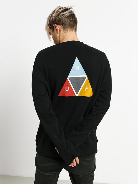 Mikina HUF Prism (black)