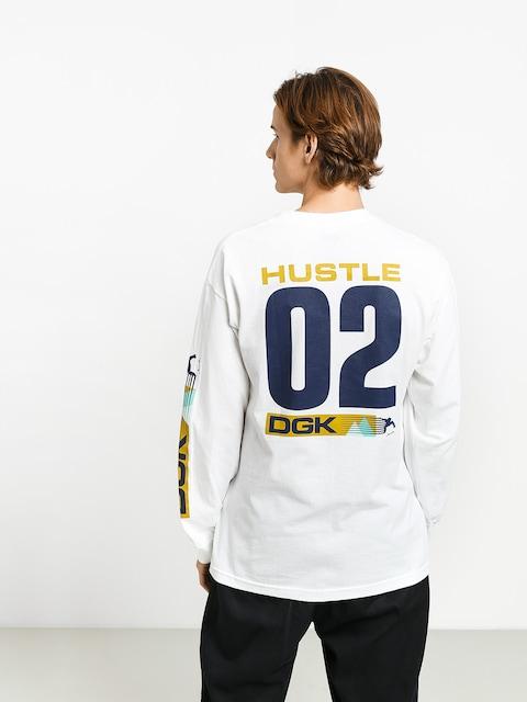 Triko DGK Established (white)