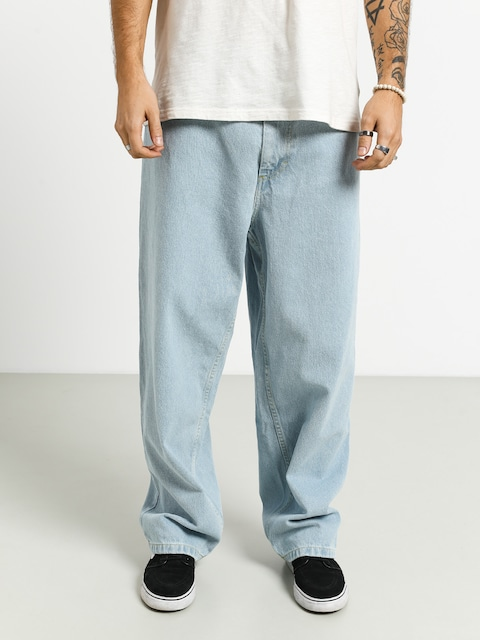 Kalhoty Polar Skate Big Boy Jeans (bleach blue)