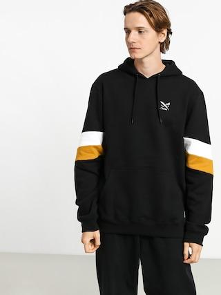 Mikina s kapucí Iriedaily Prime HD (black)
