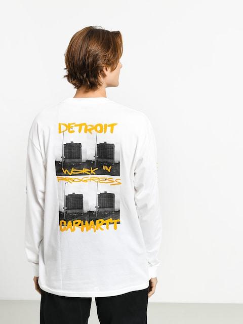 Triko Carhartt WIP Rebirth (white)