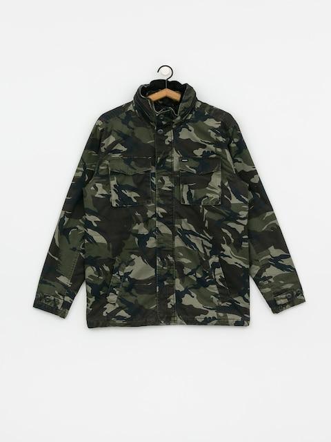 Bunda RVCA Field Coat (woodland camo)