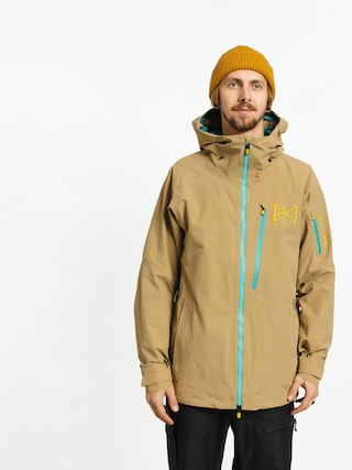 Snowboardovu00e1 bunda Burton Ak Gore Cyclic (kelp)