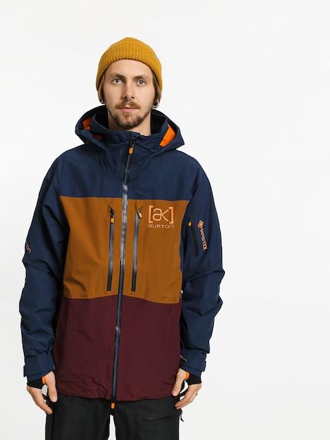 Snowboardová bunda Burton Ak Gore Swash (drsblu/monks/ptroyl)