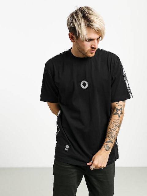 Tričko MassDnm Gap (black)