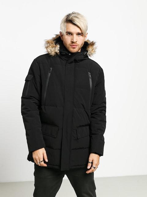Bunda Prosto Long Jacket (black)