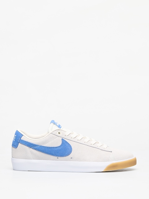 Boty Nike SB Blazer Low Gt (pale ivory/pacific blue white)