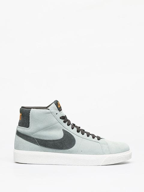 Boty Nike SB Zoom Blazer Mid (jade horizon/sequoia)