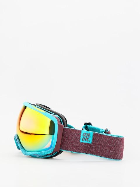 Brýle na snowboard Anon Tempest Wmn (shimmer/sonar pink)