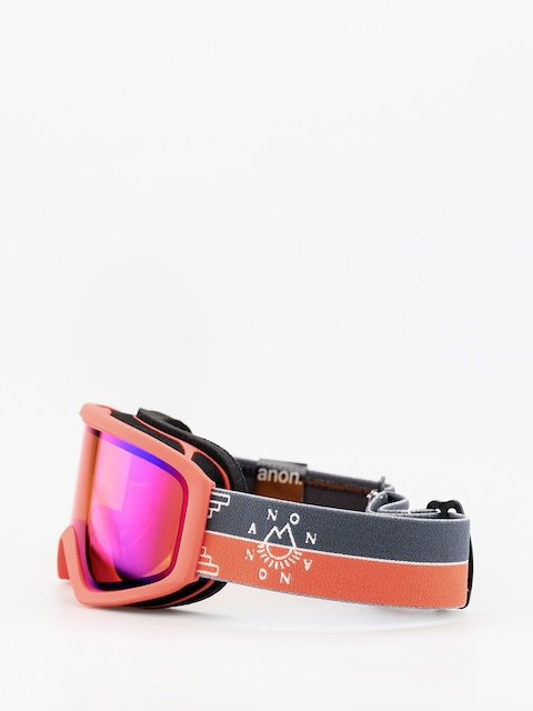 Brýle na snowboard Anon Insight Sonar Spare Wmn (horizon/sonar infared blue)