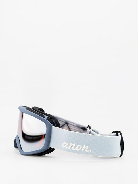 Brýle na snowboard Anon Insight Sonar Spare Wmn (slate/sonar silver)