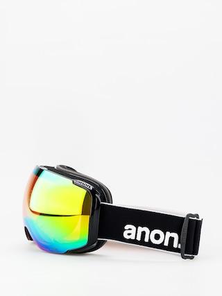 Bru00fdle na snowboard Anon M2 W Spare (black/sonar green)