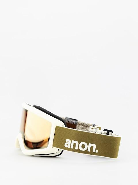 Brýle na snowboard Anon Helix 2 Sonar W Spare (olive/sonar bronze)