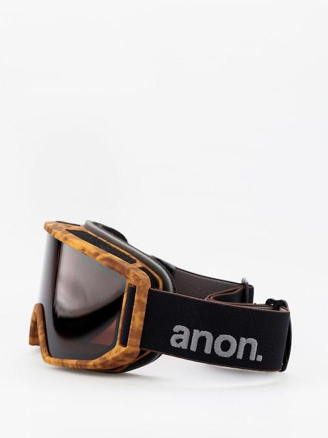 Brýle na snowboard Anon Relapse (tort/sonar smoke)