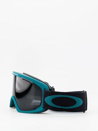 Bru00fdle na snowboard Oakley O Frame 2 0 Pro Xl (blue/dark grey & persimmon)