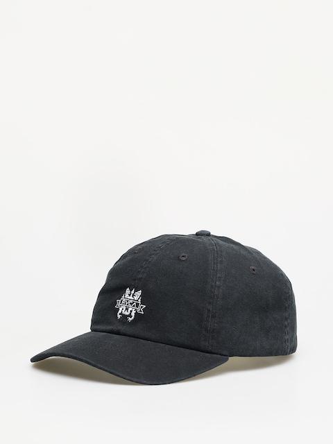 Kšiltovka  RVCA Crest ZD (black)