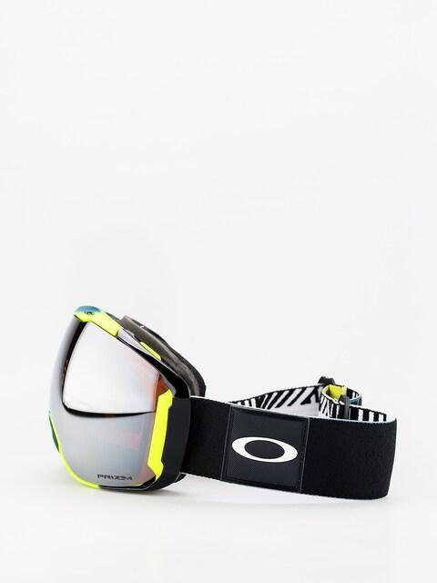 Brýle na snowboard Oakley Airbrake XL (yellow/prizm black & prizm rose)