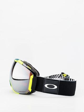 Bru00fdle na snowboard Oakley Airbrake XL (yellow/prizm black & prizm rose)