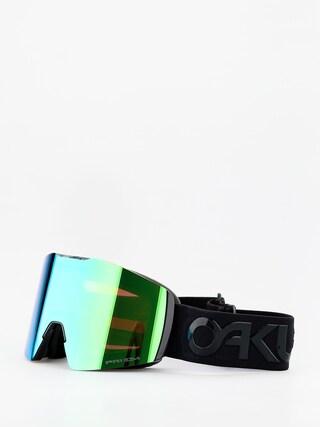 Bru00fdle na snowboard Oakley Fall Line XL (black/prizm snow jade iridium)