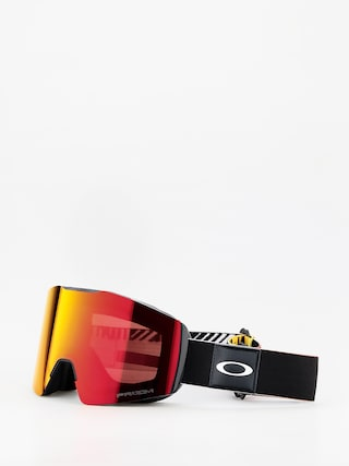 Bru00fdle na snowboard Oakley Fall Line Xm (yellow/prizm snow torch iridium)