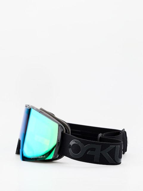 Brýle na snowboard Oakley Fall Line Xm (black/prizm snow jade iridium)