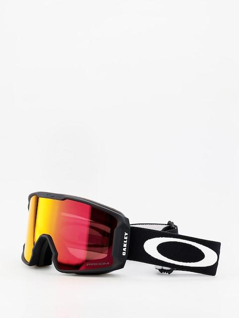 Brýle na snowboard Oakley Line Miner Xm (matte black/prizm snow torch iridium)