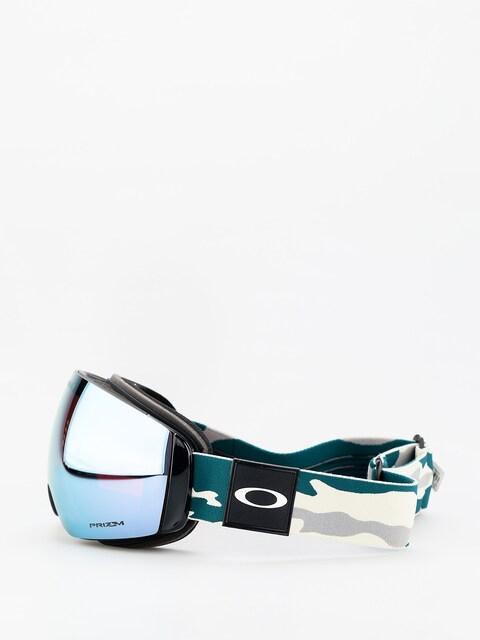Brýle na snowboard Oakley Flight Deck Xm (purple/reddish/prizm snow sapphire iridium)