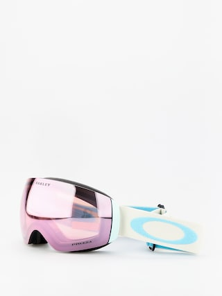 Bru00fdle na snowboard Oakley Flight Deck Xm (grey/prizm snow hi pink iridium)