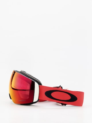 Bru00fdle na snowboard Oakley Flight Deck Xm (red/prizm snow torch iridium)