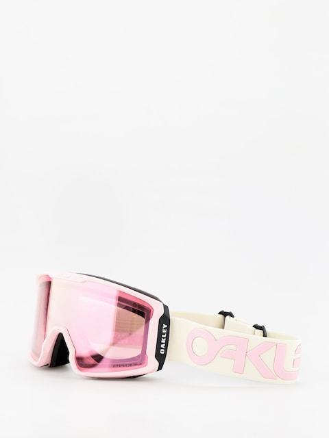 Brýle na snowboard Oakley Line Miner Xm (pink/prizm snow hi pink iridium)
