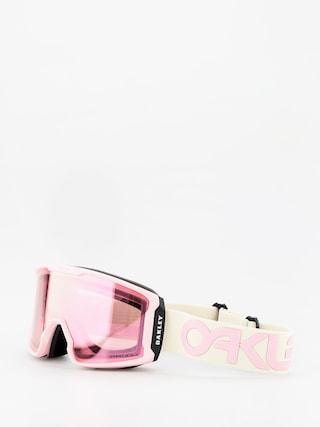 Bru00fdle na snowboard Oakley Line Miner Xm (pink/prizm snow hi pink iridium)