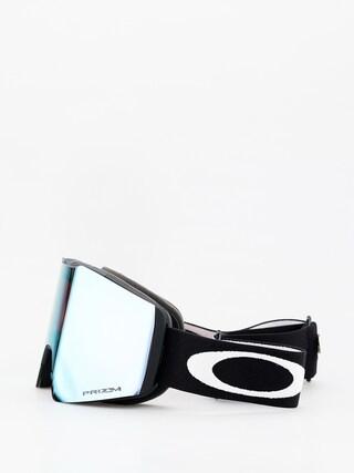 Bru00fdle na snowboard Oakley Fall Line Xm (black/prizm snow sapphire iridium)