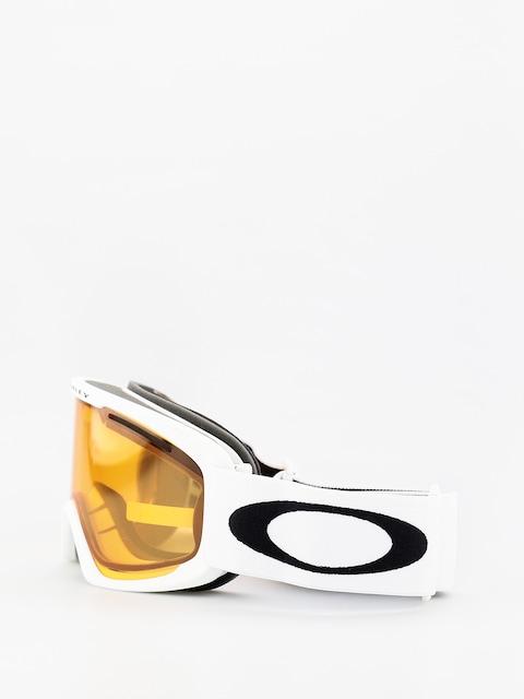 Brýle na snowboard Oakley O Frame 2 0 Pro Xl (white/persimmon & dark grey)