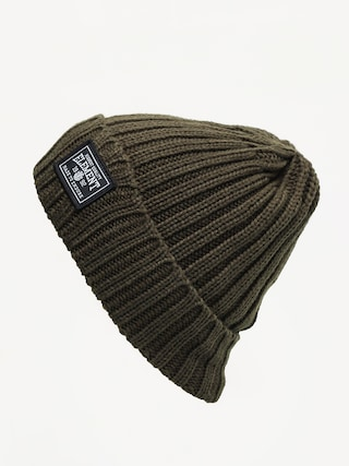 u010cepice Element Counter Beanie (olive drab)