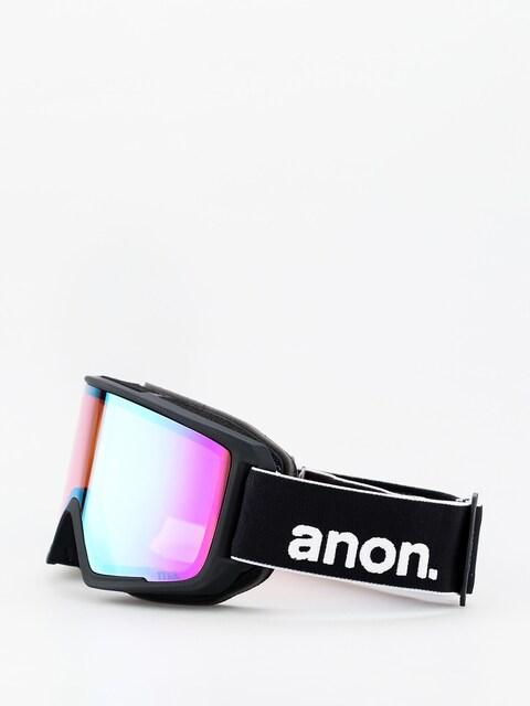 Brýle na snowboard Anon M3 W Spare (black/sonar green)