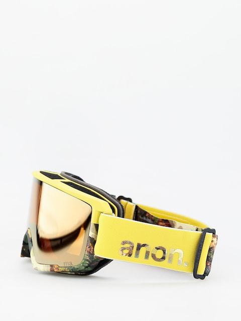 Brýle na snowboard Anon M3 W Spare (camo/sonar bronze)