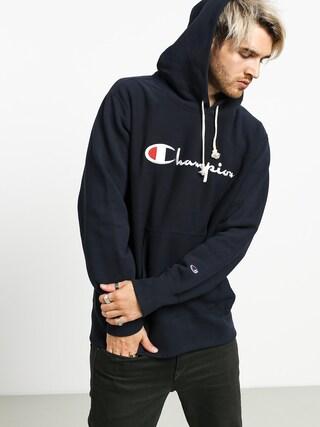 Mikina s kapucí Champion Reverse Weave Hooded Big Logo HD (nny)