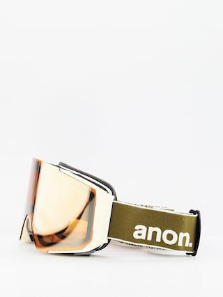 Bru00fdle na snowboard Anon Sync (olive/sonar bronze)