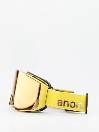Bru00fdle na snowboard Anon Sync (camo/sonar bronze)