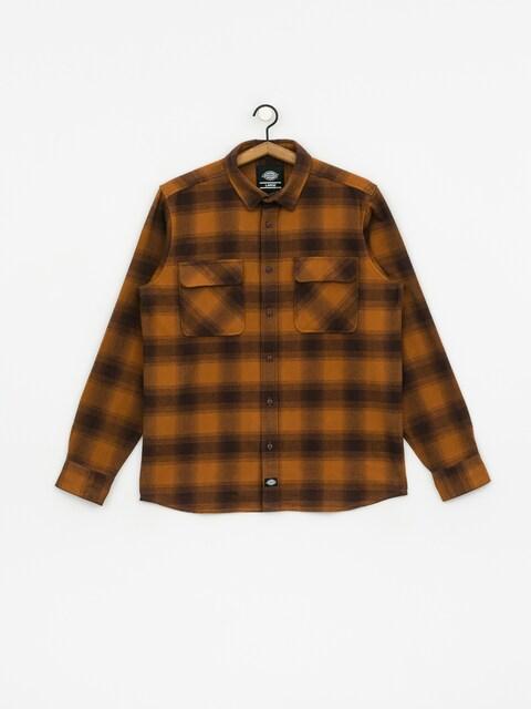 Košile Dickies Waneta (brown duck)