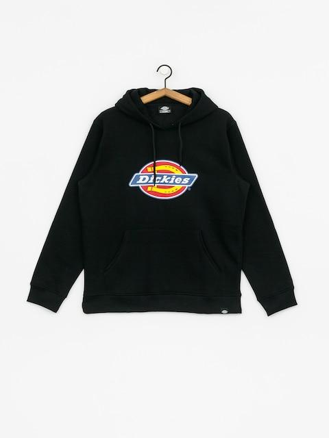 Mikina s kapucí Dickies San Antonio HD (black)
