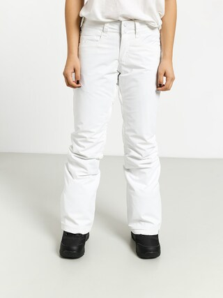 Snowboardovu00e9 kalhoty  Roxy Backyard Wmn (bright white)