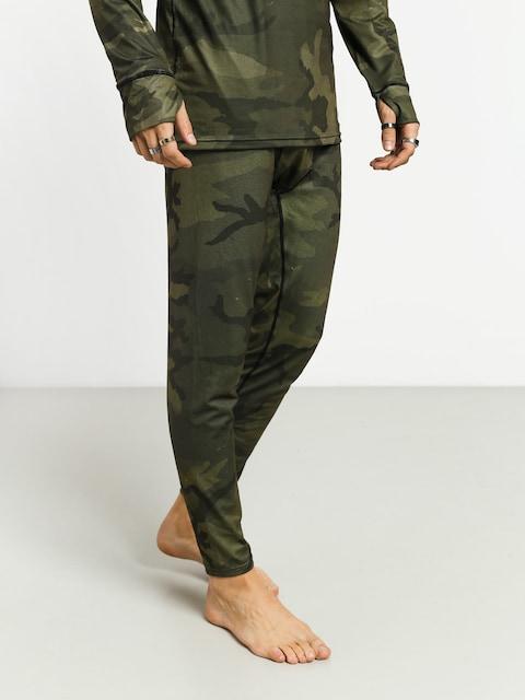 Spodní termoprádlo Burton Midweight Pant (worn camo)