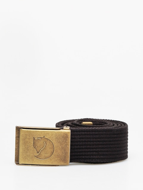 Pásek Fjallraven Canvas Brass Belt