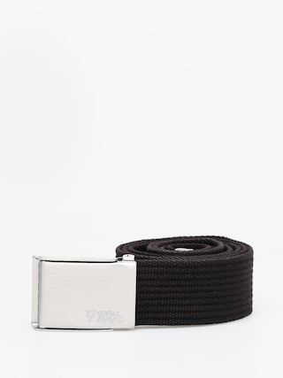 Pu00e1sek Fjallraven Canvas Belt (black)