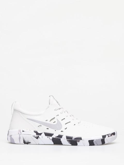 Boty Nike SB Nyjah Free Premium (platinum tint/atmosphere grey)