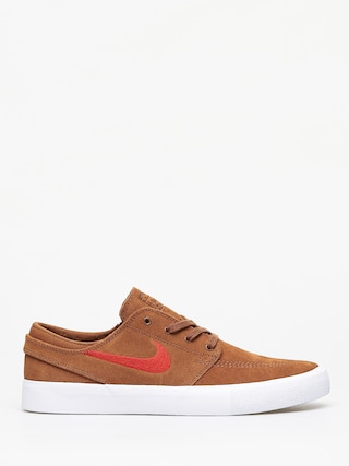 Boty Nike SB Zoom Janoski Rm (lt british tan/mystic red white)