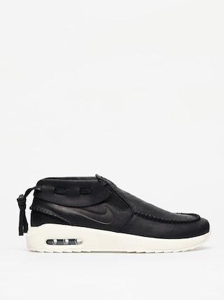 Boty Nike SB Air Max Stefan Janoski 2 Moc (black/black pale ivory)